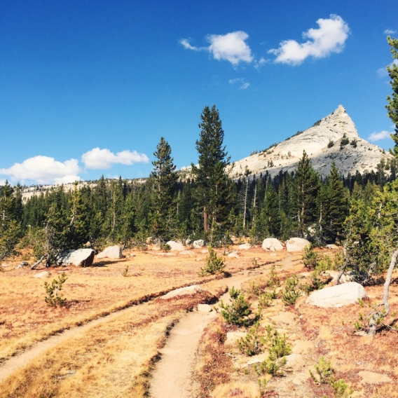 backpacking yosemite john muir trail cloud