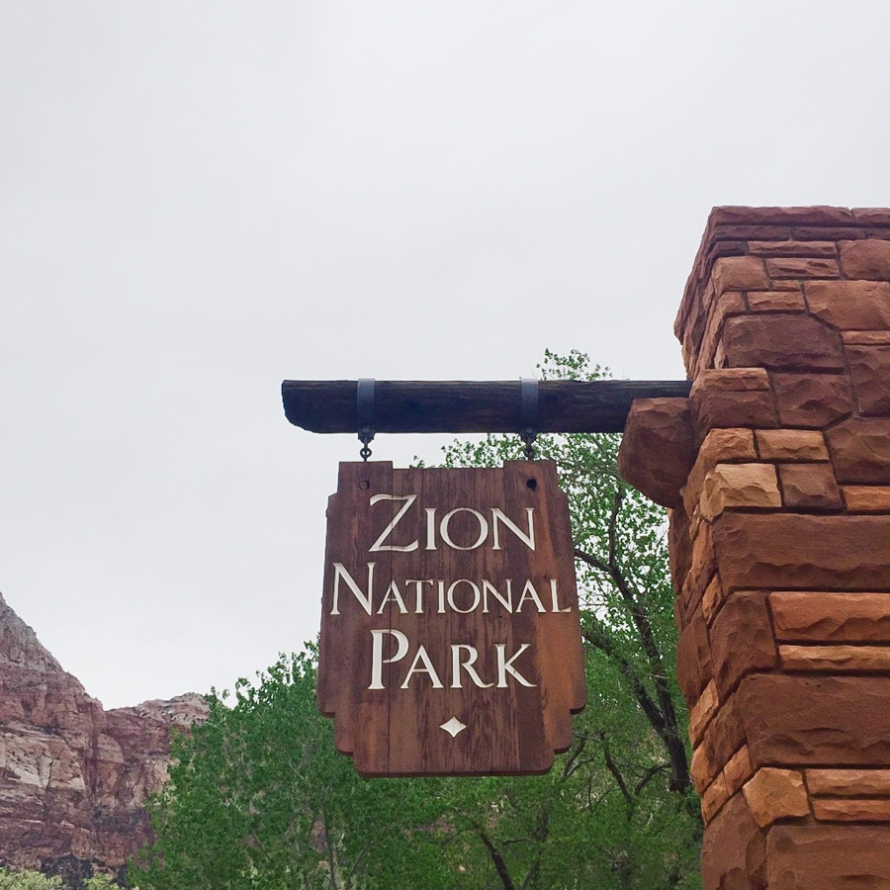 grand canyon zion travel with kids